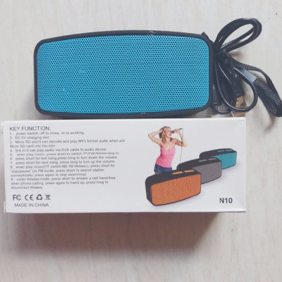 Loa bluetooth N10