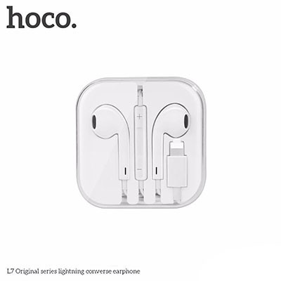 Tai nghe bluetooth Hoco L7 - Cổng Iphone 7