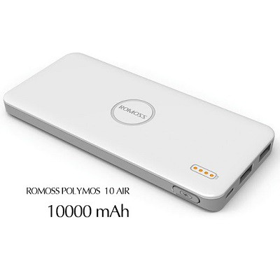 Pin Romoss Polymus10 Air 10000mah
